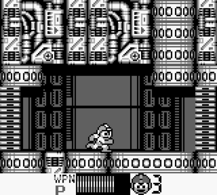 Mega Man 4 Game Boy 034