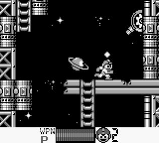 Mega Man 4 Game Boy 043