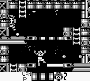 Mega Man 4 Game Boy 044