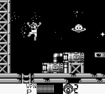 Mega Man 4 Game Boy 045
