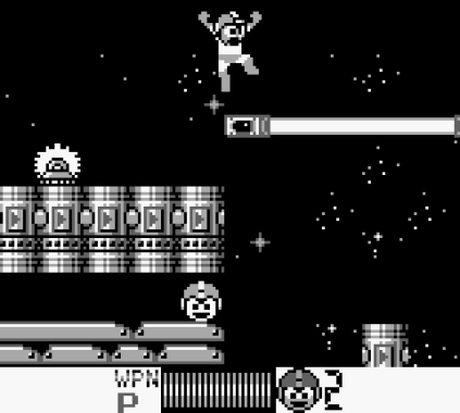 Mega Man 4 Game Boy 056
