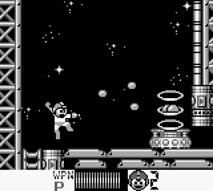 Mega Man 4 Game Boy 064
