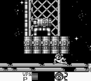 Mega Man 4 Game Boy 065