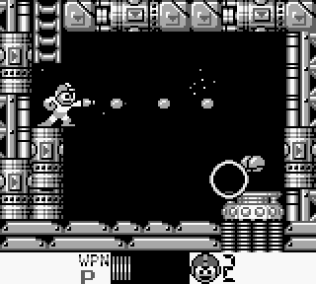 Mega Man 4 Game Boy 066