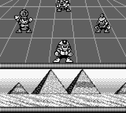 Mega Man 4 Game Boy 067