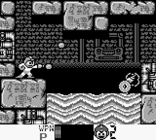 Mega Man 4 Game Boy 076