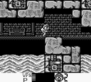 Mega Man 4 Game Boy 077