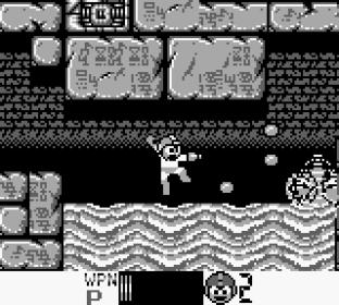 Mega Man 4 Game Boy 078