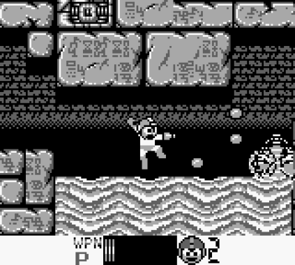 Mega Man 4 Game Boy 078