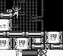 Mega Man 4 Game Boy 083