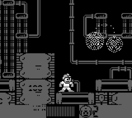 Mega Man 4 Game Boy 086