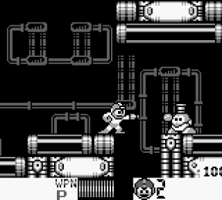 Mega Man 4 Game Boy 087