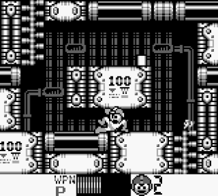 Mega Man 4 Game Boy 088