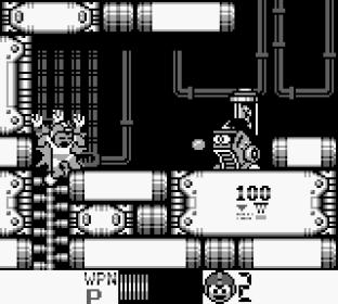 Mega Man 4 Game Boy 089