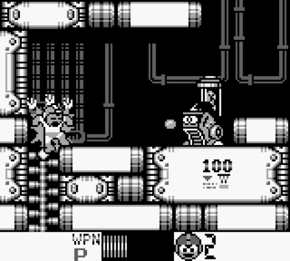 Mega Man 4 Game Boy 089