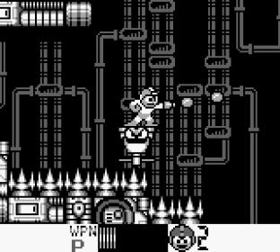 Mega Man 4 Game Boy 097