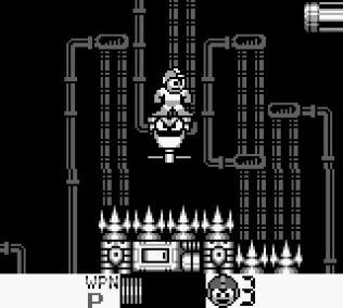 Mega Man 4 Game Boy 099