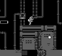 Mega Man 4 Game Boy 106