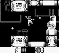 Mega Man 4 Game Boy 107