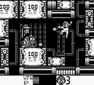 Mega Man 4 Game Boy 108