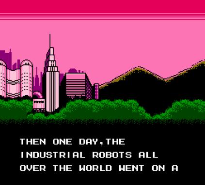 Mega Man 4 NES 001