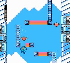 Mega Man 4 NES 011