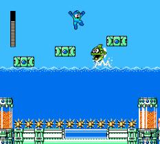 Mega Man 4 NES 022