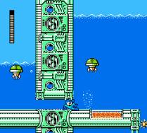 Mega Man 4 NES 024