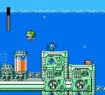 Mega Man 4 NES 026