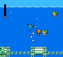 Mega Man 4 NES 029
