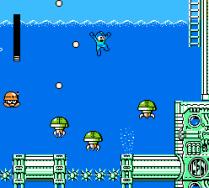 Mega Man 4 NES 030