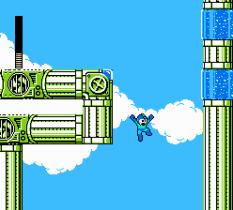 Mega Man 4 NES 033
