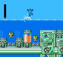 Mega Man 4 NES 035