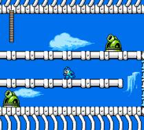 Mega Man 4 NES 040