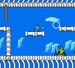 Mega Man 4 NES 042