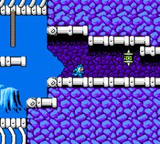 Mega Man 4 NES 043