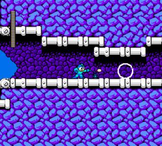 Mega Man 4 NES 044