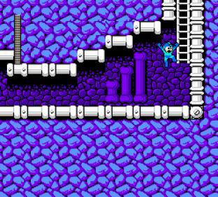 Mega Man 4 NES 045