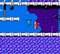 Mega Man 4 NES 050