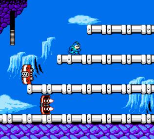 Mega Man 4 NES 054