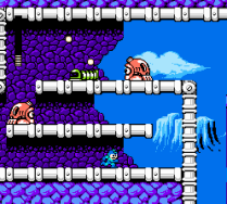 Mega Man 4 NES 058