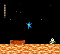 Mega Man 4 NES 063