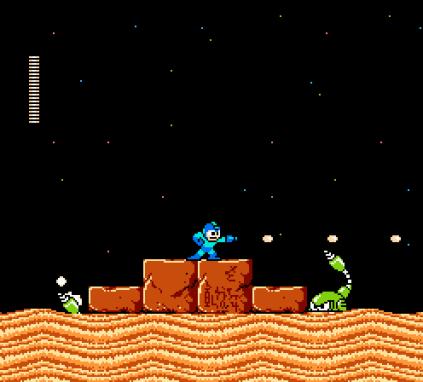 Mega Man 4 NES 064