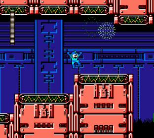 Mega Man 4 NES 075