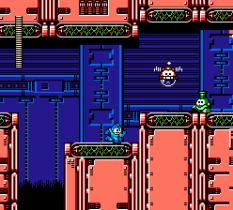 Mega Man 4 NES 076