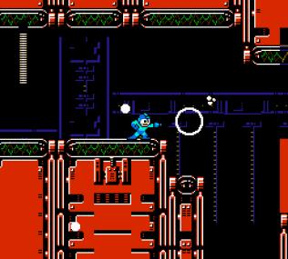 Mega Man 4 NES 077