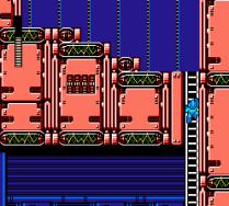 Mega Man 4 NES 083
