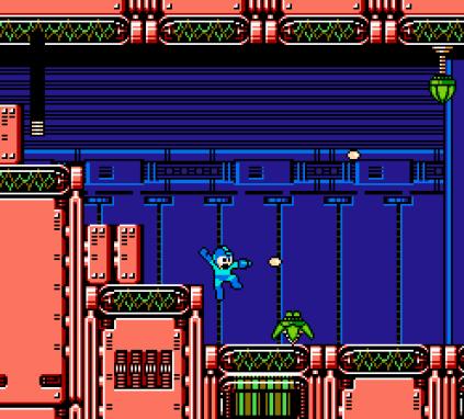 Mega Man 4 NES 086