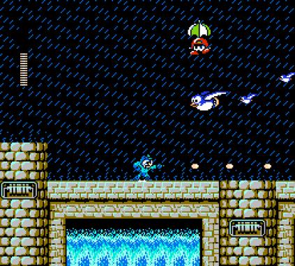Mega Man 4 NES 089