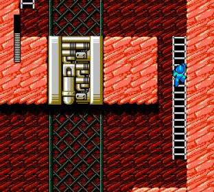 Mega Man 4 NES 097